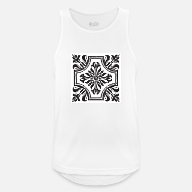 Drawing Drawing - Men's Breathable Tank Top