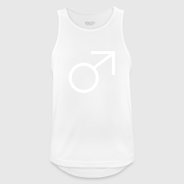 Butch gay guy masculine gender - Men's Breathable Tank Top