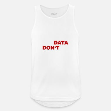 Data Data - Men's Sport Tank Top
