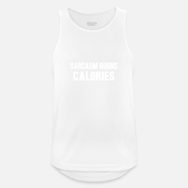 Irony irony - Men's Sport Tank Top