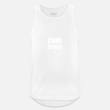 Cool Story T-Shirt - Sports tanktop mænd