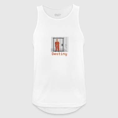 Fate Trump's fate - Men's Breathable Tank Top