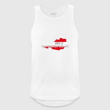 Made in alpine republic - Men's Breathable Tank Top