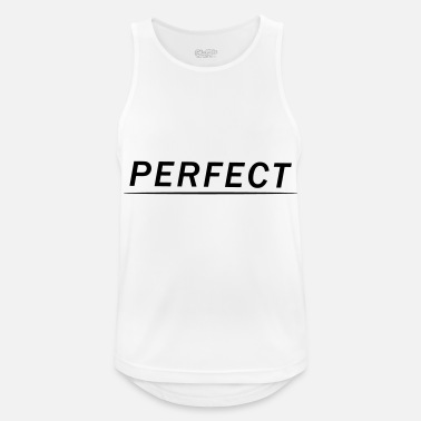 Perfection Perfect - Men's Breathable Tank Top
