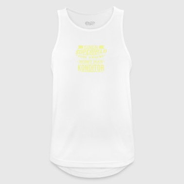 Occupation KONDITOR - Men's Breathable Tank Top