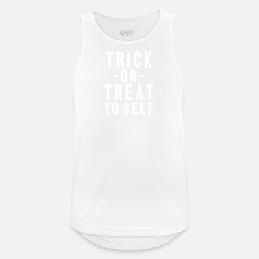 Trick Or Treat Trick or Treat Trick or Treat - Men's Breathable Tank Top