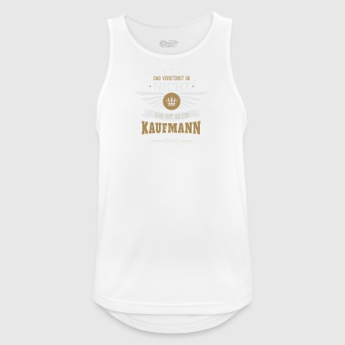 Labour Kaufmann gift for birthday - Men's Breathable Tank Top