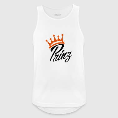 Prince Prince - Men's Breathable Tank Top