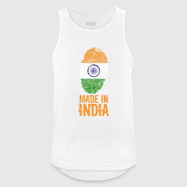 Made in India / Made in India - Mannen tanktop ademend