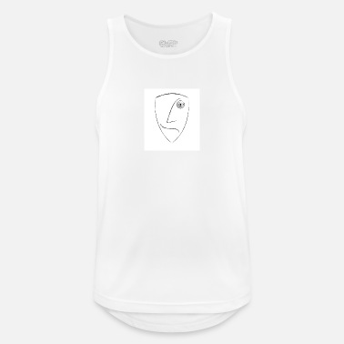Mask mask - Men's Breathable Tank Top