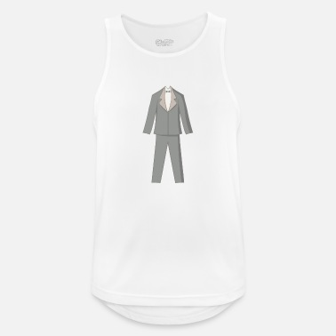 Suit suit - Men's Sport Tank Top