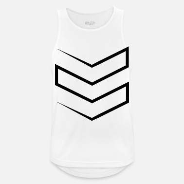 Navy NAVY - Men's Sport Tank Top