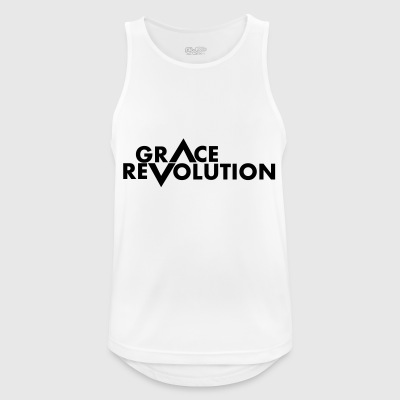 Grace Revolution - Revolution Grace - Men's Breathable Tank Top