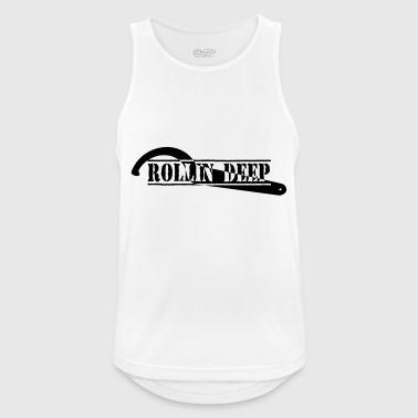 ROLLI DEEP - Men's Breathable Tank Top