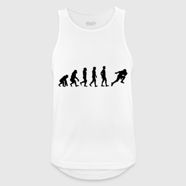 Evolution American Football - Men's Breathable Tank Top