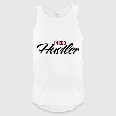 Inked hustler - Men's Breathable Tank Top