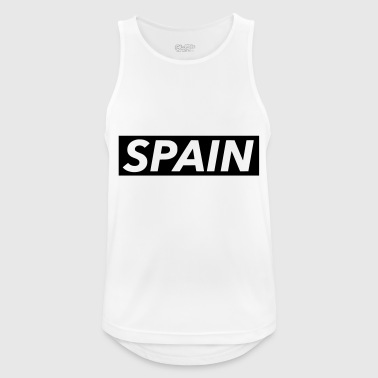 spain - Men's Breathable Tank Top
