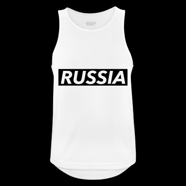 russia - Men's Breathable Tank Top