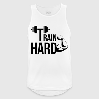Training Fitness Hard Dumbbell Pumping Gift Gym - Men's Breathable Tank Top