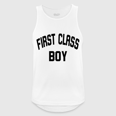 First Class Boy - Men's Breathable Tank Top