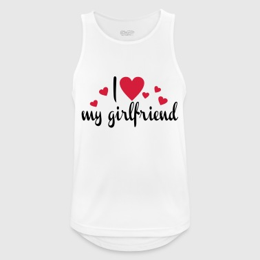 2541614 15452286 Girlfriend - Men's Breathable Tank Top