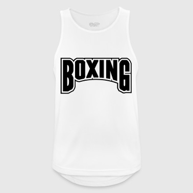 boxing - Men's Breathable Tank Top