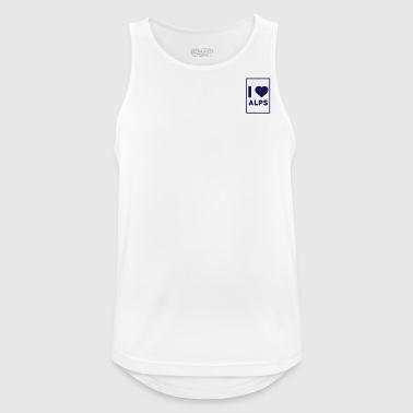love alps - Men's Breathable Tank Top