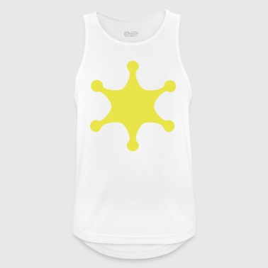 6254398 118120504 Sheriff - Men's Breathable Tank Top