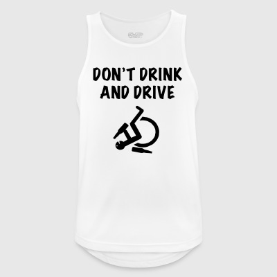 Dontdrinkanddrive2 - Men's Breathable Tank Top