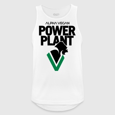 Power plant - Men's Breathable Tank Top