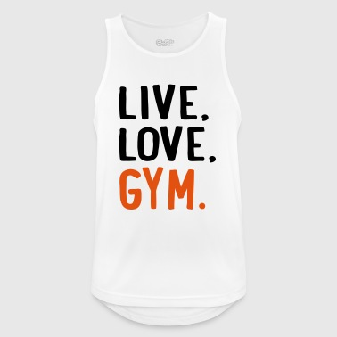6254398 115208891 Fitness - Men's Breathable Tank Top