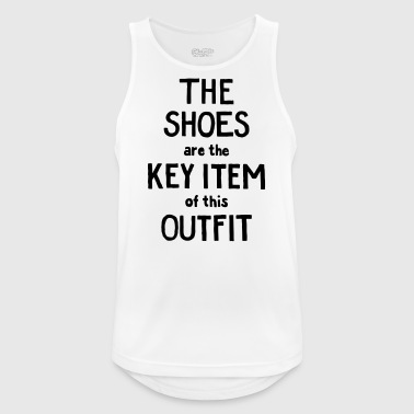 THE SHOES - Men's Breathable Tank Top