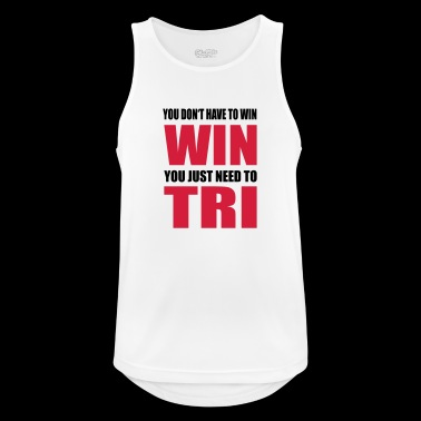 Triathlon - Men's Breathable Tank Top