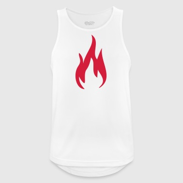 Fire Fire Fire 1c - Men's Breathable Tank Top