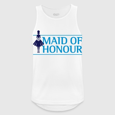 The maid of honor - Men's Breathable Tank Top