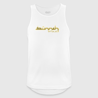 Sunnah Style - Men's Breathable Tank Top