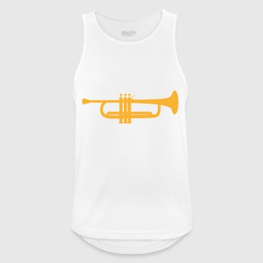 Trumpet - Men's Breathable Tank Top