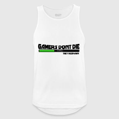 Gamers do not do that - Men's Breathable Tank Top