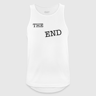the end - Men's Breathable Tank Top