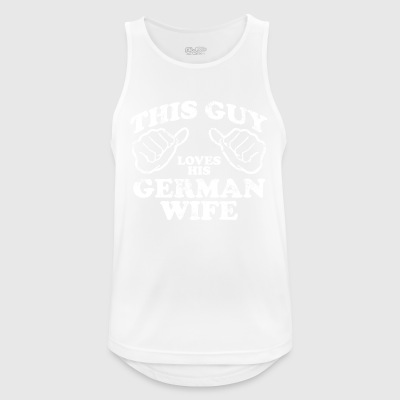 Men love - Men's Breathable Tank Top