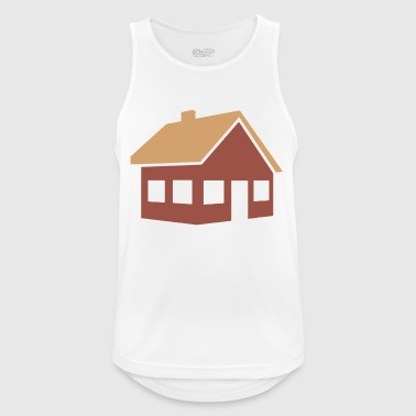 building house homes architecture house building211 - Men's Breathable Tank Top