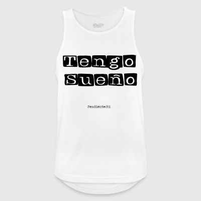I'm sleepy - Men's Breathable Tank Top