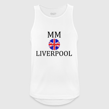 LIVERPOOL 2000 - Men's Breathable Tank Top