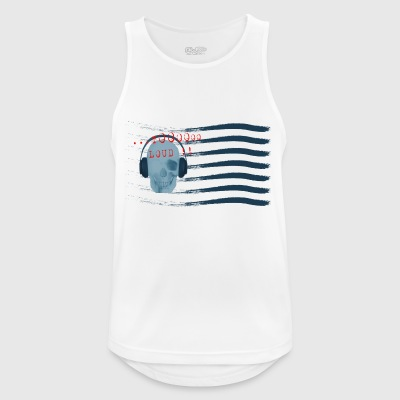 TOO LOUD - Men's Breathable Tank Top