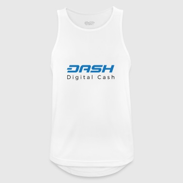 Dash Coin Logo 2 - Men's Breathable Tank Top