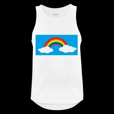 Rainbow rainbow - Men's Breathable Tank Top