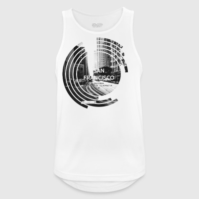 San Francisco Spectrum - Men's Breathable Tank Top