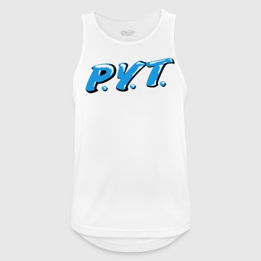P.Y.T. Pretty Young Thing tee shirts - Débardeur respirant Homme