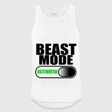 beast mode - Men's Breathable Tank Top