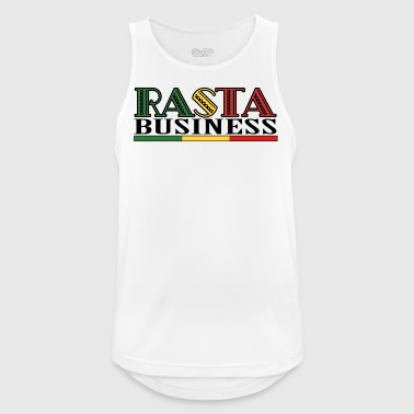 Rasta Business - Men's Breathable Tank Top